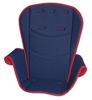 Britax Römer Sitzbezug Velour-Wendebezug für Jockey Comfort rot/blau