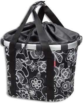 Reisenthel Bikebasket fleur schwarz