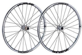 Spank Oozy Trail295 Wheelset 15 20 m QR12/142 mm Laufräder, chrome
