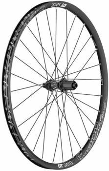 """DT Swiss E 1900 Spline Hinterrad 27,5"""" TA Boost schwarz (ohne rot)"""