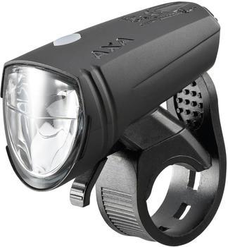 AXA basta Green Line 15 Lux USB Akku-Beleuchtung vorne SCHWARZ