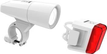 Cube Pro 18 Frontlicht weiß