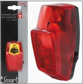 Smart LED-Rücklicht für Dynamobetrieb