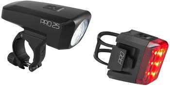 Cube Pro 25 Beleuchtungsset schwarz