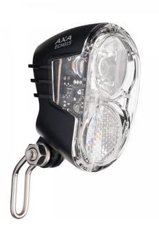 AXA basta Echo Scheinwerfer, schwarz, 10 x 5 x 3 cm