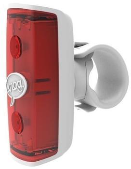 Knog POP r Rücklicht rote LED white 2016 Stecklampen