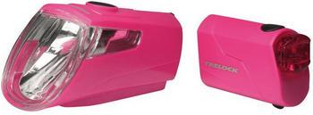 Trelock LS 360 I-GO Eco + LS 720 pink