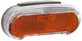 Basta Steady Rücklicht LED LineTec mit Standlicht 80 MM ROT/SCHWARZ