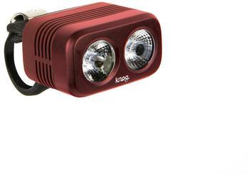 Knog Blinder Outdoor 400 Frontlicht weiße LED ruby 2017 Stecklampen