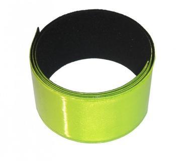 Import Reflex-Band mit Aufrollautomatik per Stück, gelb, 30x400mm