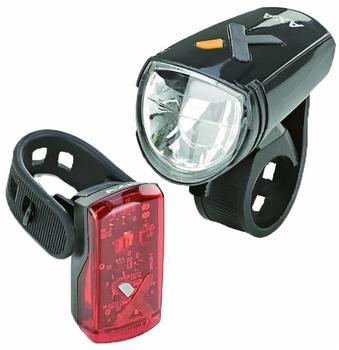Axa-Basta Greenline 15 + 1 LED Rücklicht