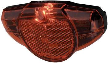 AXA basta 1X Rücklicht Spark, Rot, 5011558