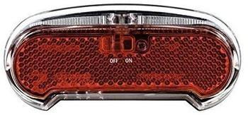 AXA basta 1X Rücklicht LED, Rot, 5011560