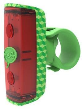 Knog Pop R Sicherheitsleuchte - grün