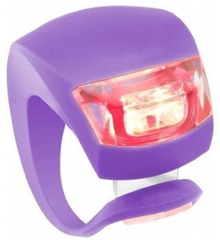 Knog Beetle rote LED, purple