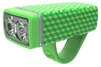 Knog Pop II Sicherheitsleuchte - grün