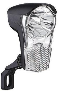 Import LED-Scheinwerfer Dynamo Uni LED ca.15 Lux,mit Halter u. Schalter