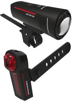 Trelock I-Go Vector LS 600/ Rear Signal LS 740