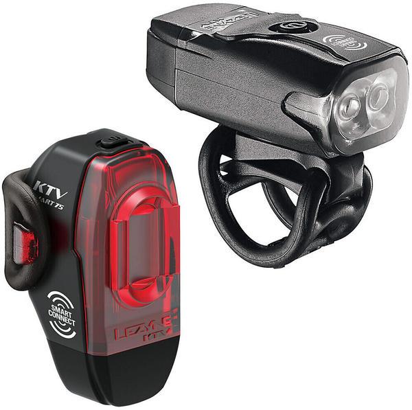 Lezyne KTV Drive - KTV Pro Smart Light Set - Schwarz