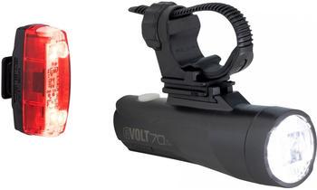 Cateye GVolt 70.1 + Rapid Micro G