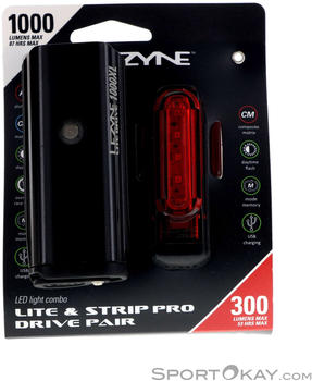 Lezyne Connect Smart Pair 1000XL