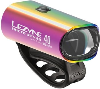 Lezyne Hecto Drive STVZO 40 neo metallic