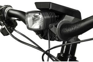 Lupine SL X Bosch 1800 Lumen für Intuvia/Nyon 2 black