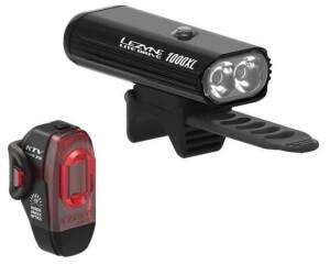 LEZYNE Lezyne Lite Drive 1000XL KTV Pro schwarz