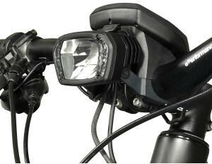 Lupine SL X Bosch 1800 Lumen für Intuvia/Nyon black