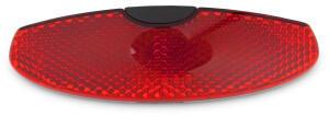 Cube RFR Gepäckträger Rückstrahler rot