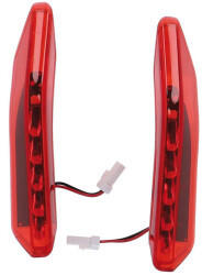 Haibike Twin Tail Lights (TTL) Set AM rot