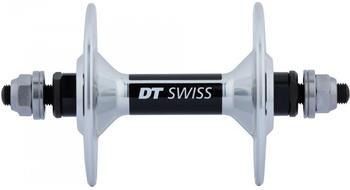 DT Swiss 370 Track silber-schwarz 10 x 100 mm / 20 Loch