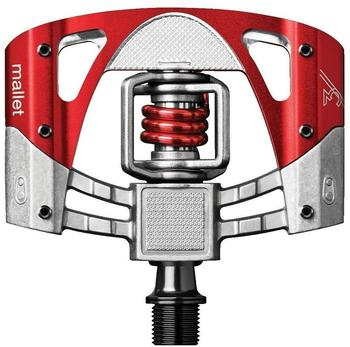 Crankbrothers Mallet 3 (red, silver)