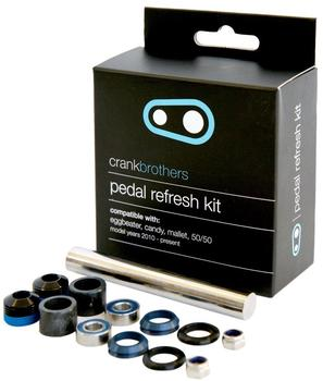 Crankbrothers Refresh Kit Pedal-Ersatzlagerset 2021 Pedalplatten & Zubehör