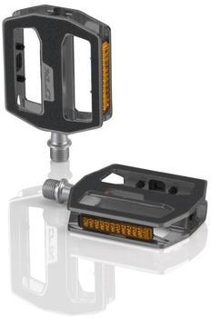 XLC Plattformpedal PD-M21 Alu, titan, 316g