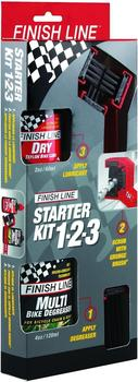 Finish Line Starter Kit 1-2-3