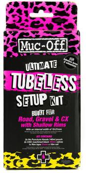 Muc-Off Ultimate Tubeless Setup Kit (Road 44mm)