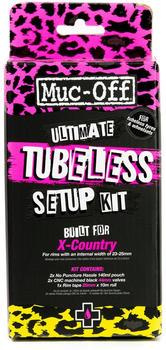 Muc-Off Ultimate Tubeless Setup Kit (XC/Gravel)