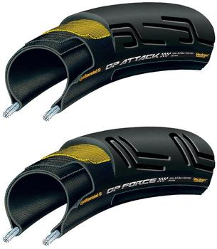 Continental Grand Prix Force II 700 x 24C 2013 Faltreifen