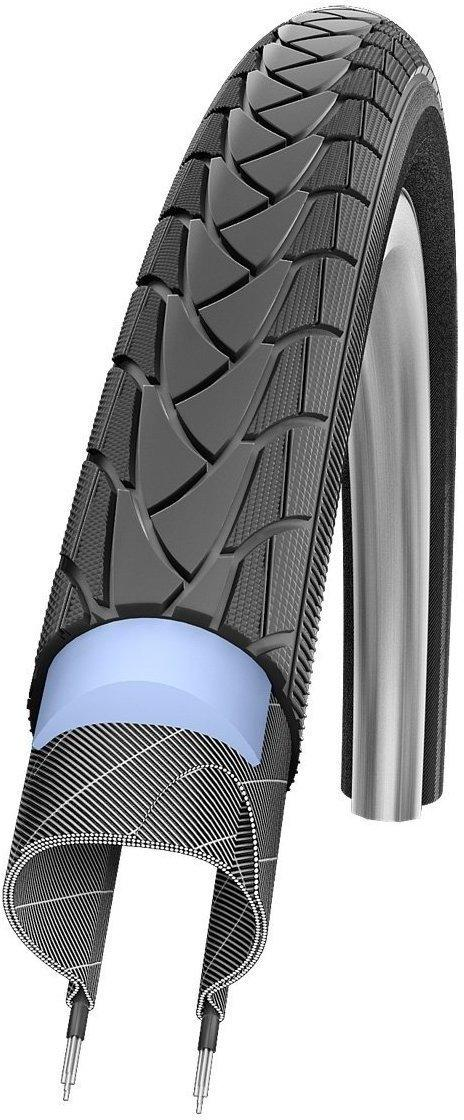 Schwalbe Reifen Rightrun 25-590 26 Zoll Rollstuhl Draht schwarz