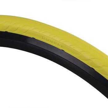 Tannus New Slick Regular 700 x 25 Yellow