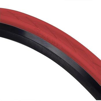 Tannus Semi Slick Regular 700 x 28 Red