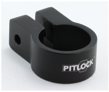Pitlock Sattelklemme schwarz 31,8mm