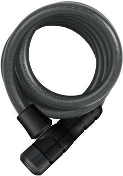 ABUS Booster 6512K/180/12 BK Spiralkabelschloss
