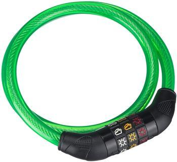 Point Kinder Symbolkabelschloss CSL 80 (grün)