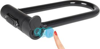 Joy-IT Bike Lock Fingerprint Sensor (black)