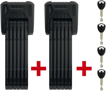 ABUS Bordo Granit X-Plus 6500/85 TwinSet SH