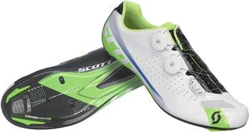Scott Road Premium (white/green gloss)