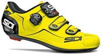 Sidi Alba bike shoes yellow fluo