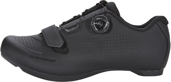 Bontrager Espresso Road Shoes (black)